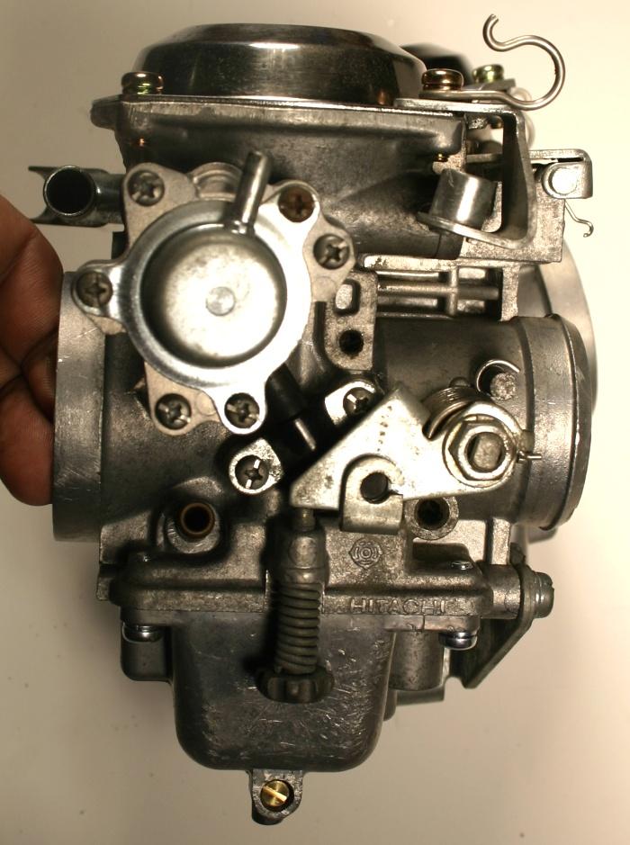 Yamaha xv1100 39 86 39 87 virago rebuilt hitachi carburetors 1t for Yamaha virago 1100 carburetor adjustment