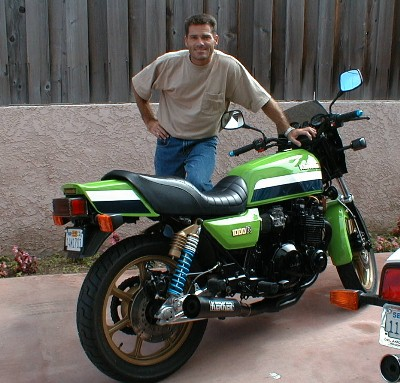 Scott's KZ1000R Eddie Lawson Replica