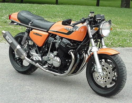 Used Honda Motorcycles >> Tim Sutters' CB750F Super Sport Streetfighter